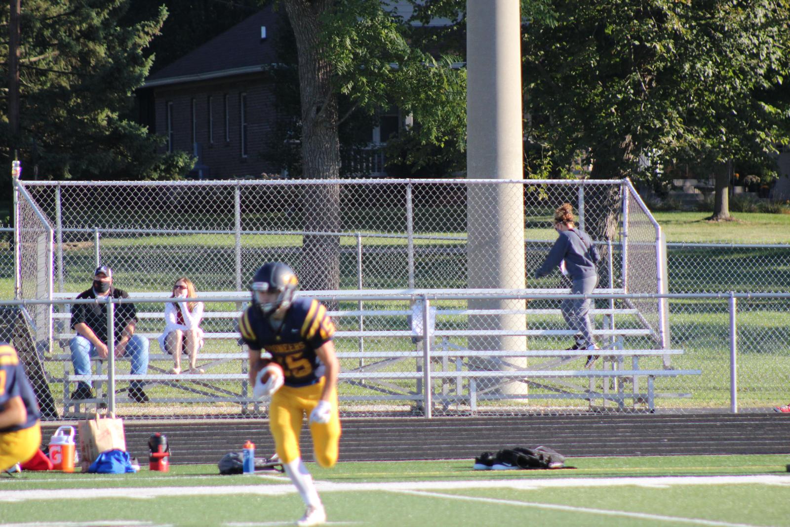Freshman vs Plainfield