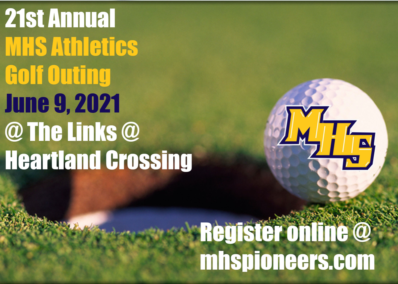 21st Annual MHS Athletics Golf Outing