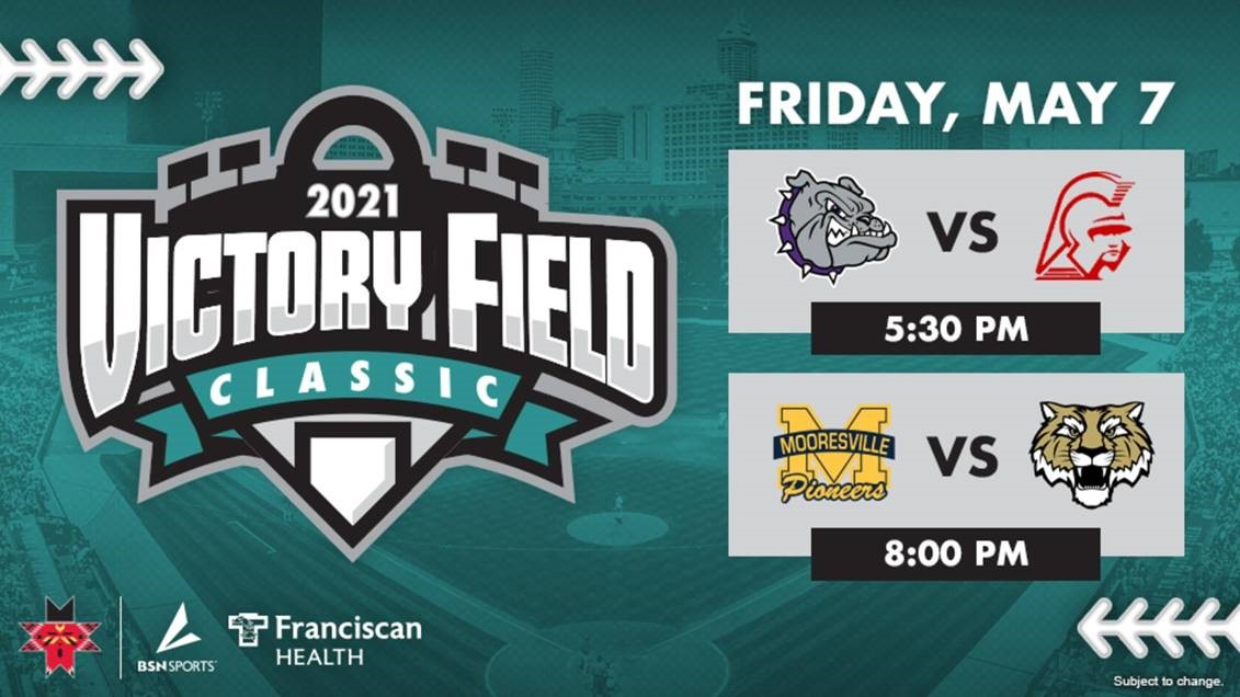 Pioneers Baseball Team to Play in 2021 Victory Field Classic Friday, May 7