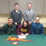 Presley Hudson Signs with Central Michigan University