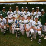 Wayland High School Varsity Baseball beat Harrison Community High School 11-0