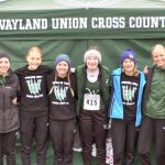 WU Girls Cross Country Team Qualifies for the MHSAA State Finals