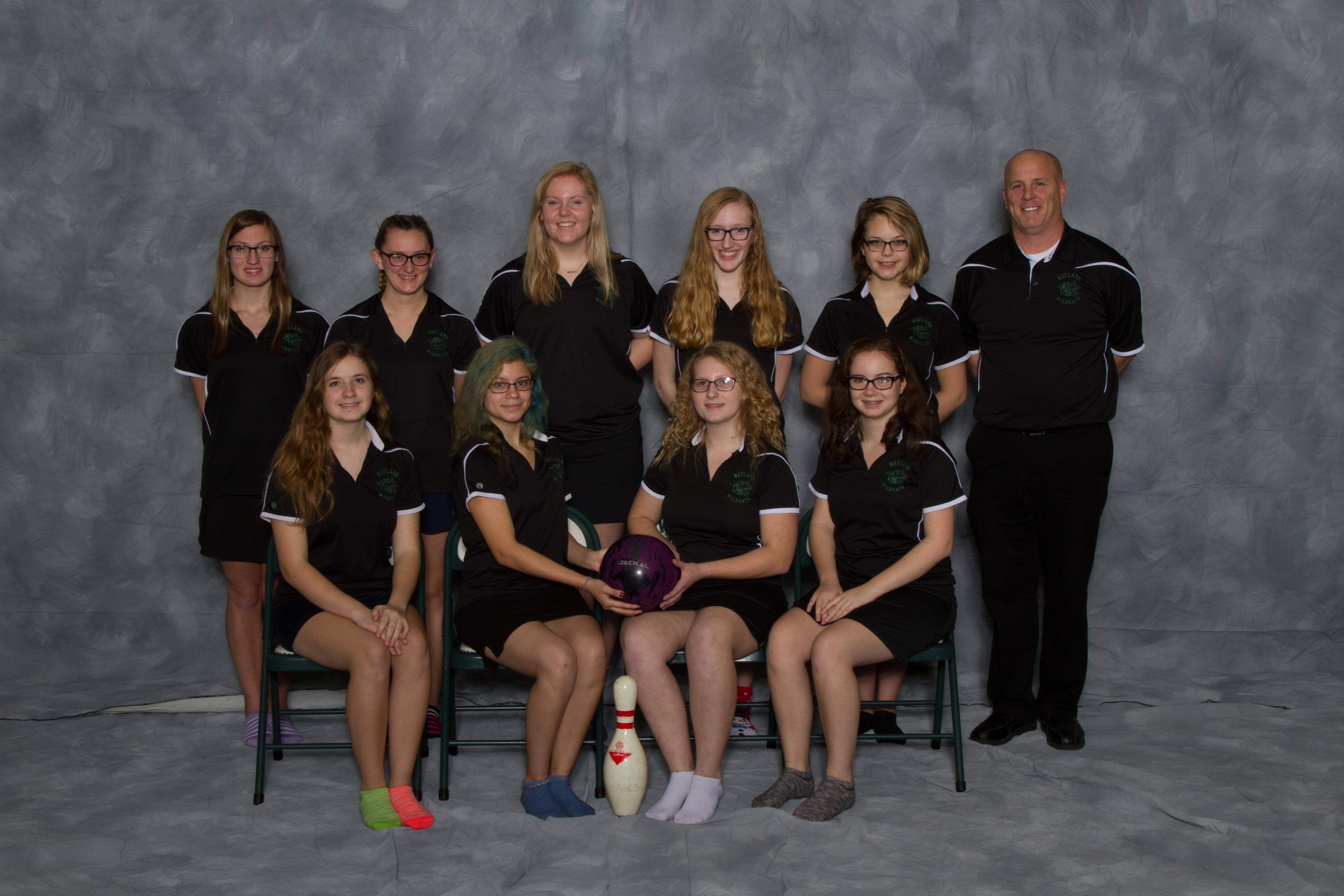WU Girls Bowling Enjoys Outstanding Season