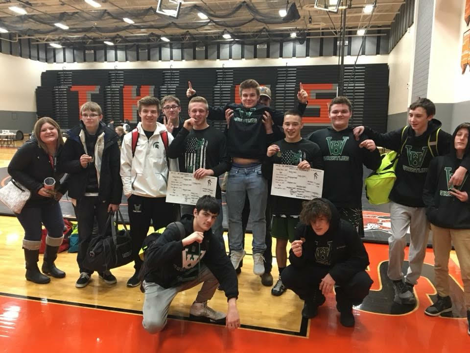 WU Wrestling Strong Finish at OK Gold Conference Tournament – Two Individual Conference Champions!