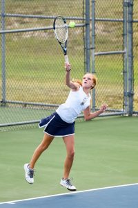 Blythewood Tennis vs. Lugoff-Elgin   (Photos courtesy of GoFlashWin.com)