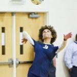 Blythewood High School Girls Varsity Volleyball beat Ridge View High School 3-2