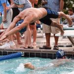 Bengals Swimmers Compete At State Championship Meet
