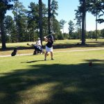 Blythewood High School Girls Varsity Golf finishes 7th place