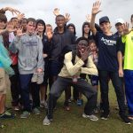 Blythewood High School Boys Varsity Cross Country finishes 5th place