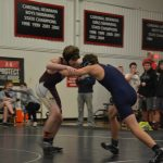 Blythewood Wrestling Defeats Brookland-Cayce 66-15