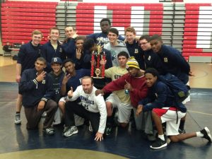 Blythewood Wrestlers earn 3rd place at Westwood Duals on Dec 19th