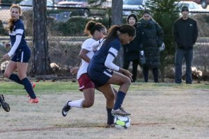 Girls Soccer vs. Brookland-Cayce (courtesy of GoFlashWin.com)