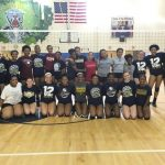 Volleyball's First Alumni-Player Game A Success