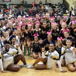 Cheerleaders Start Competitive Schedule