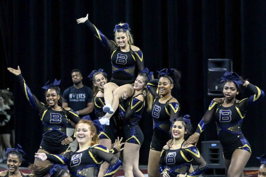 2018-2019 Cheerleading Tryouts Announced
