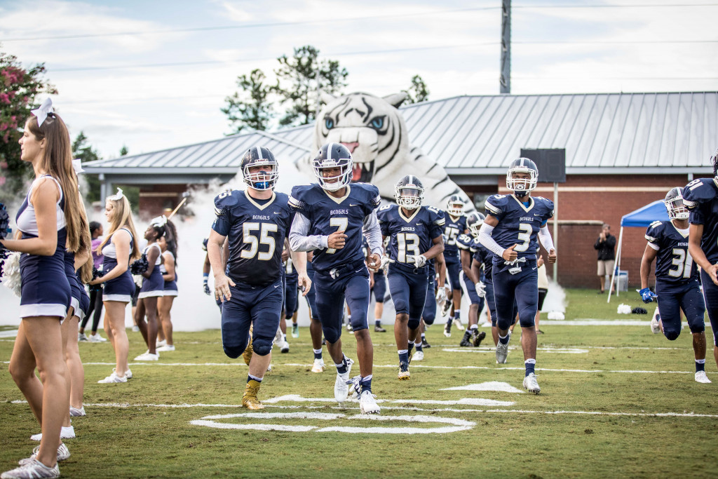 Football To Host Annual Youth Camp