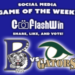 Bengals In @GoFlashWin Social Media Game of the Week