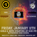 Bengals To Play On Rush's High School Hoops Game Of The Week on @WACHFox