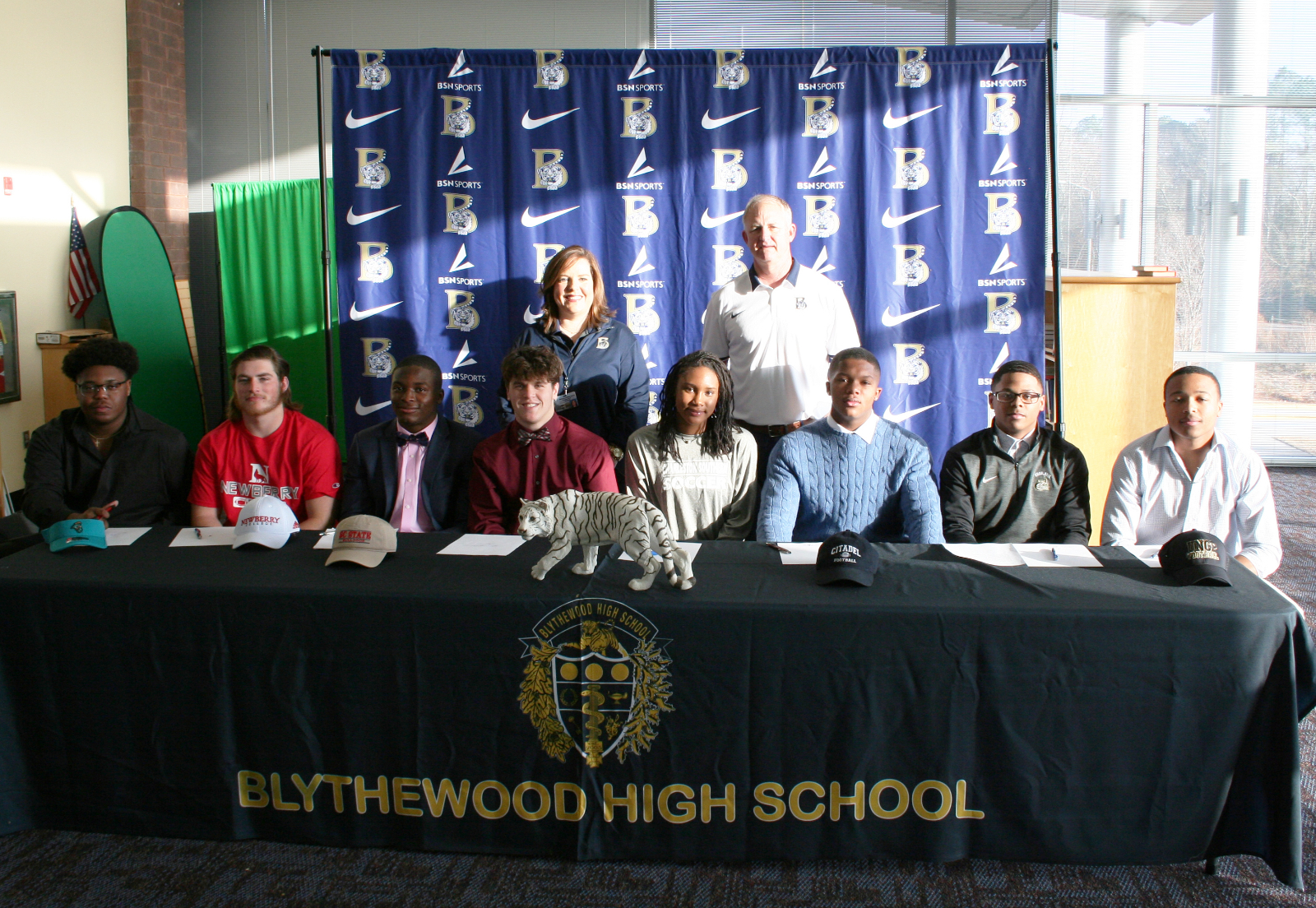 Eight Bengals Celebrate National Signing Day