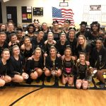 Varsity Competitive Cheer finishes 2nd place at Okra Strut Invitational
