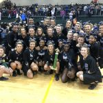 Varsity Competitive Cheer finishes 1st place at Viking Invitational