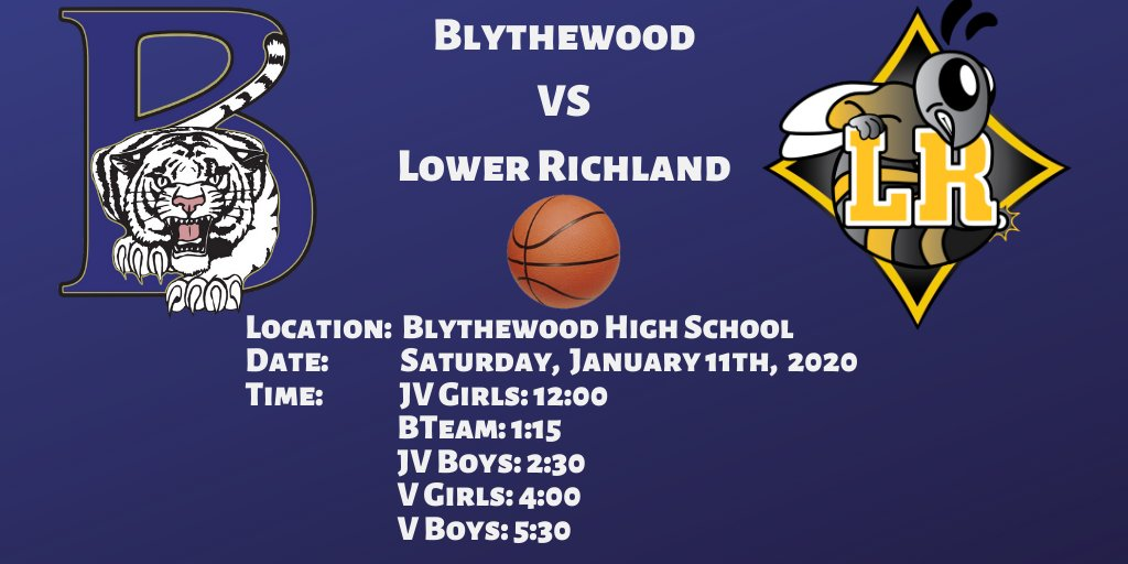 All Basketball Teams to Host Lower Richland on Saturday