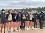 School Records Broken and Blythewood Qualifies for the Coaches Classic Elite Finals in April