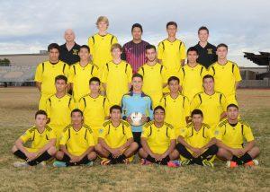 2014-15 Mens Soccer