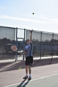2015 Men's Tennis Gallery