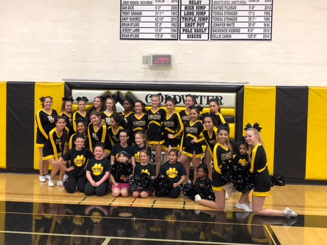Lady Bulldogs and Future Bulldogs Give Great Saturday Performance