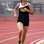 Veronika Colon Torres Breaks School Record in 800m