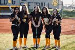 Softball Senior Night Celebrations