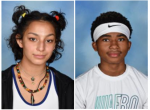 Suraia Amer and D'Vaughn Hicks named March Athletes of the Month