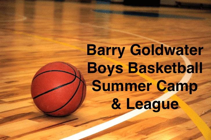 Boys Basketball Summer Camp and Summer League