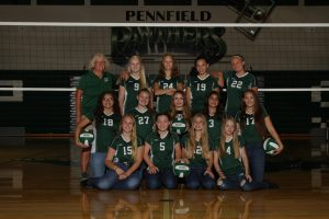 Fall 2018 Freshman Volleyball