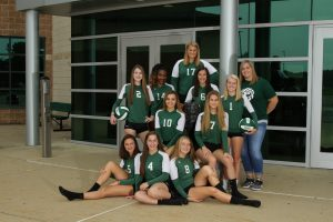 Fall 2018 JV Volleyball
