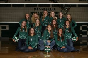 Fall 2018 Varsity Volleyball