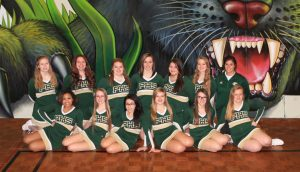 Varsity Competitive Cheer Team