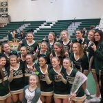 Pennfield High School Girls Varsity Competitive Cheer Finishes 1st place