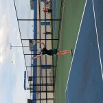 Pennfield High School Girls Varsity Tennis falls to Harper Creek High School 6-2