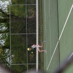 Pennfield High School Girls Varsity Tennis falls to Charlotte High School 5-3