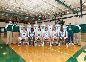 Boys Varsity Basketball 17-18