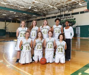 Girls Freshman Basketball 17-18