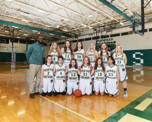 Girls JV Basketball 17-18
