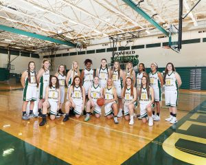 Girls Varsity Basketball 17-18