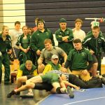 Pennfield 1-1 at All City Wrestling Tournament