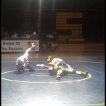 Varsity Wrestling falls to Hastings 57 – 24