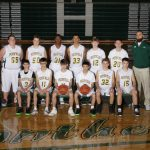 18-19 Boys Freshman Basketball Team