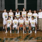 18-19 Boys JV Basketball Team