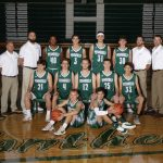 18-19 Varsity Boys Basketball Team